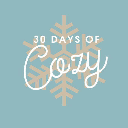 30 Days of Cozy Blog Hop News