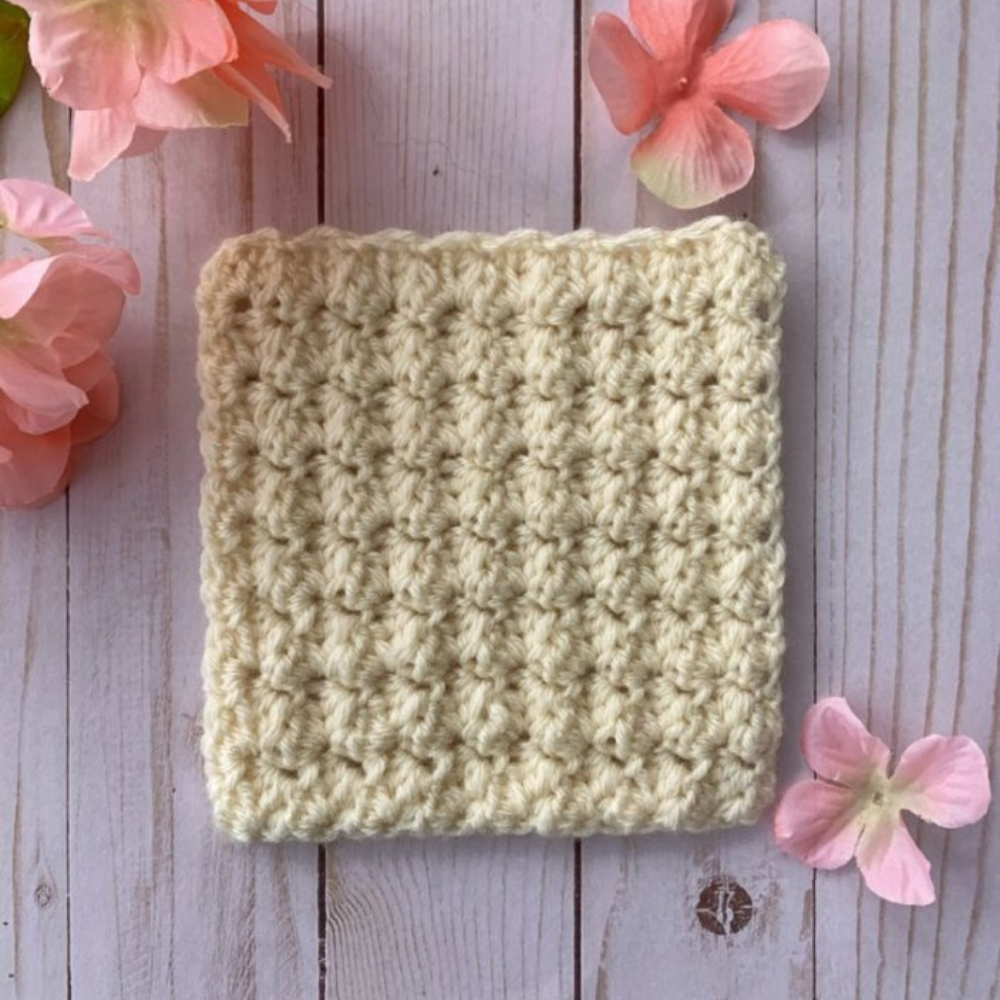 Crochet Tutorial Sedge Stitch