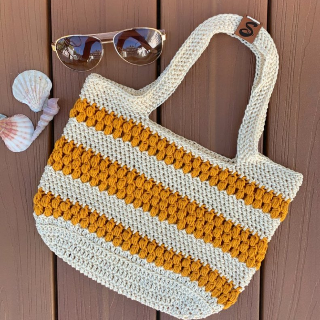 Crochet Tote Pattern Simply Beachy